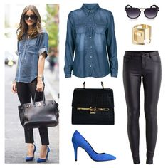 Copy the look of Olivia Palermo #buylevard #itgirl #fashion