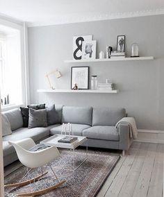 modern apartment living room ideas. Home Decor #grey And White Modern Apartment Living Room Ideas E