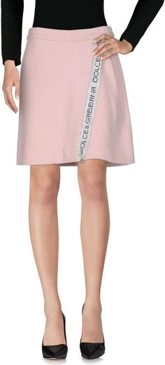 Fashions by Dolce & Gabbana. Disclosure: I'm an affiliate marketer. When you click on the link to the retailer (shopstylecollective) I earn a commission. DOLCE & GABBANA Knee length skirts