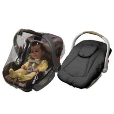 Jolly Jumper Deluxe SneekAPeak with Car Seat Rain Cover * You can find out more details at the link of the image.