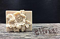3D Flower olive soap