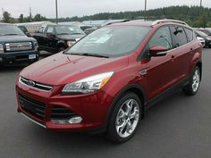 Check out the burnt orange exterior paint of the 2014 ford - Ford escape exterior colors 2014 ...