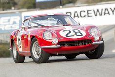 Автомобиль-победитель гонок на выносливость в Ле-Мане 1967 года Ferrari 275 GTB Competizione продали за 9405000 долларов на американском аукционе Bonhams в Скоттсдейле, штат Аризона, установив новый мировой аукционный рекорд для модели.