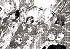 Amour Sucré - Mangaband Nummer 5 - Le voyage des réponses ~ My Sweet Amoris