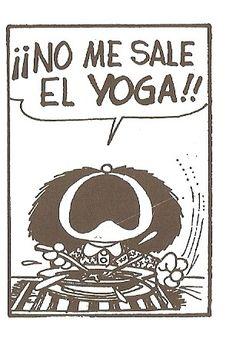 yoga mafalda - Buscar con Google