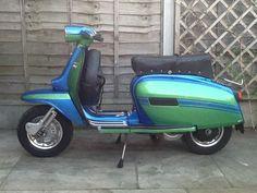 1969 LAMBRETTA GP 200 | eBay