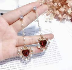 Kawaii Jewelry, Kawaii Accessories, Jewelry Accessories, Jewelry Design, Ear Jewelry, Cute Jewelry, Body Jewelry, Jewlery, Fashion Earrings