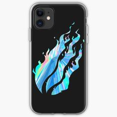 """""""iridescent style prestonplayz fire flames """" Backpack by StinkPad 