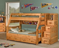 Top 12 Surprisingly Coolest Bunk Bed Ever
