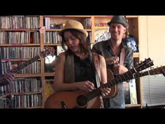"""Brandi Carlile: NPR Music Tiny Desk Concert Pure music. Today's """"pop hotties"""" have a lot to learn from this true musician."""