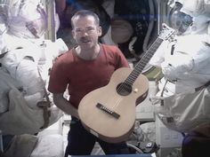 Seven lessons Chris Hadfield taught us from outerspace