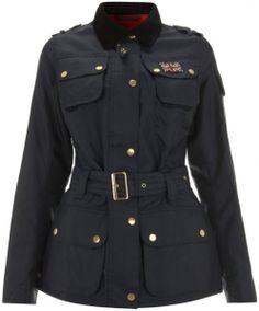 Ladies barbour jackets on sale