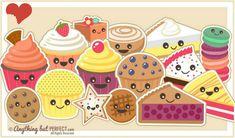 CUTE CAKES<3
