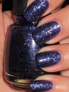 China Glaze - I may be addicted to buying new nail polishes...