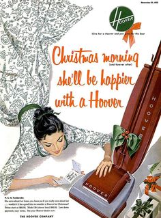 Cringe-Worthy Christmas Ads From the Past