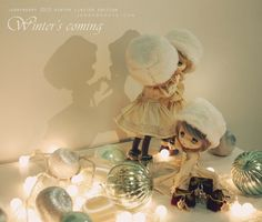 """ Winter's Coming """