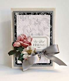Crafty Creations with Shemaine: New from Anna Griffin, embossing folders