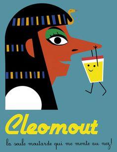 cléomout  georges magazine