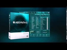 cool VST Absynth 5 - complete download with crack - Free Download Crack VST Software, Ads, Entertaining, Free, Creativity, Technology, Lifestyle, Projects, Weights