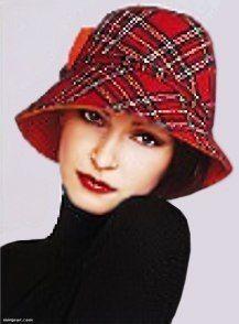 Шьем элегантную шляпку (Шитье и крой) | Журнал Вдохновение Рукодельницы