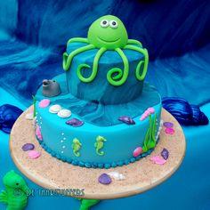 #SeaWorld cake.