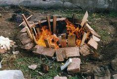 Parque Alem quema en pozo005