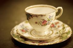 Vintage Porzellan von Marthas Kaffeetafel