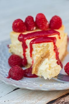 Lemon Cheesecake fil