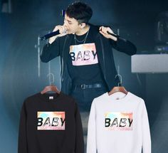 Everyday is a KPOP day... check this out: BIGBANG G-DRAGON ... It's selling fast! http://thekdom.com/products/bigbang-g-dragon-baby-sweatshirt?utm_campaign=social_autopilot&utm_source=pin&utm_medium=pin