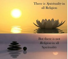 Not sure about your spirituality and religion? Check out our Wellness Blog at www.LifeInFocusWellness.com/blog #LifeInFocusWellness #spirituality #religion