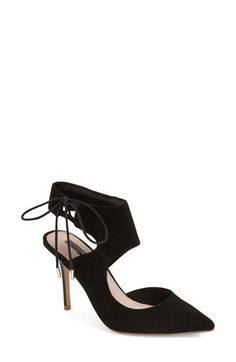 Topshop 'Gallery' Pointy Toe Pump (Women) available at #Nordstrom