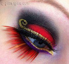 iago makeup - Google Search