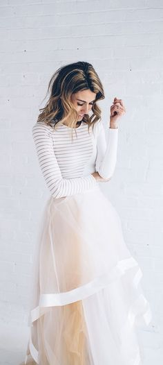 pretty light and airy outfit