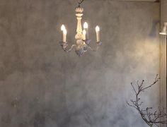 Betonlookverf Decor, Ceiling Lights, Ceiling, Home Decor, Light, Chandelier