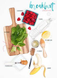 Detox Smoothies by Leslie Grow - http://www.designideas.pics/detox-smoothies-by-leslie-grow/