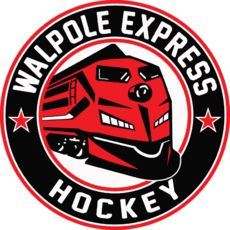 Walpole Express (Walpole, Massachusetts) Conf: North Div: Boston #WalpoleExpress #WalpoleMassachusetts #EHL (L16203)