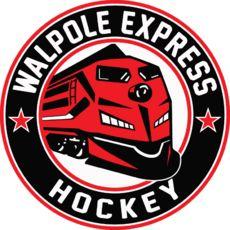 Walpole Express (Walpole, Massachusetts) Conf: North Div: Boston #WalpoleExpress #WalpoleMassachusetts #EHL (L16203)