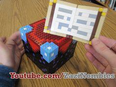 furnace minecraft legos | Lego Minecraft Enchantment Table