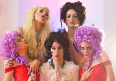 of Montreal: It's Different For Girls (USA)   http://kvkzblog.blogspot.hu/2016/07/of-montreal-its-different-for-girls.html