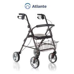 RP520 ATLANTE - Rolator ortopedic din aluminiu vopsit, cu 4 roti, sezut si cos http://ortopedix.ro/rolator/971-rp520-atlante-rolator-din-aluminiu-vopsit-cu-4-roti-sezut-si-cos.html