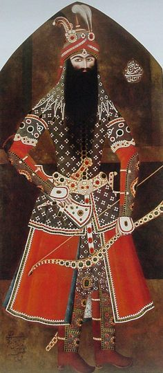Mary Maki Rae: Royal Persian Paintings III http://www.persianpaintings.com/qajargalleries/index.htm