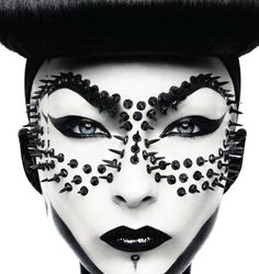 Caroline Saulner by Rankin (wow.)