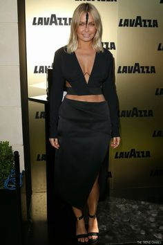 Lara Bingle at the Lexus Marquee at the AAMI Victoria Derby Day Races as apart of the Melbourne Cup Canival in Melbourne, Victoria, Australia - November 2, 2013