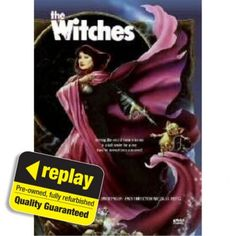Replay DVD: The Witches (1990)
