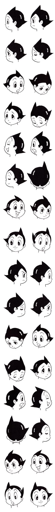 """""""Astro Boy 鉄腕アトム"""" by 手塚 治虫 Osamu Tezuka*  • Blog/Info 