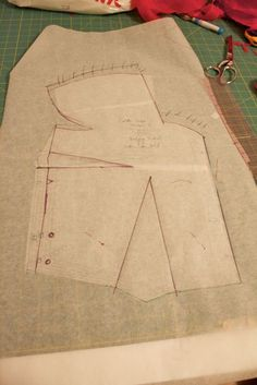 Gertie's New Blog for Better Sewing: Crepe Sew-Along #5: Pattern Alterations