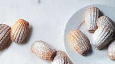 Daniel Boulud's Madeleines Recipe | Bon Appetit