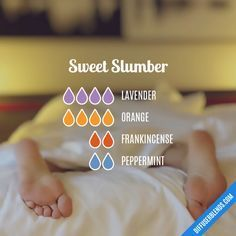 Sweet Slumber - Essential Oil Diffuser Blend