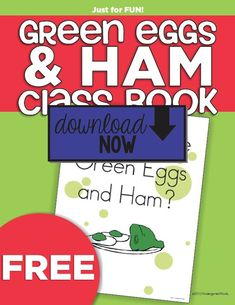 Green Eggs And Ham Class Book Dr Seuss Download