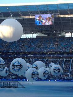 Inauguração da Arena do Grêmio